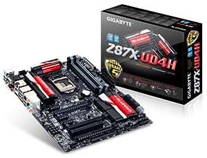 Gigabyte Z87X-UD4H Carte mère Intel Format ATX Socket 1150