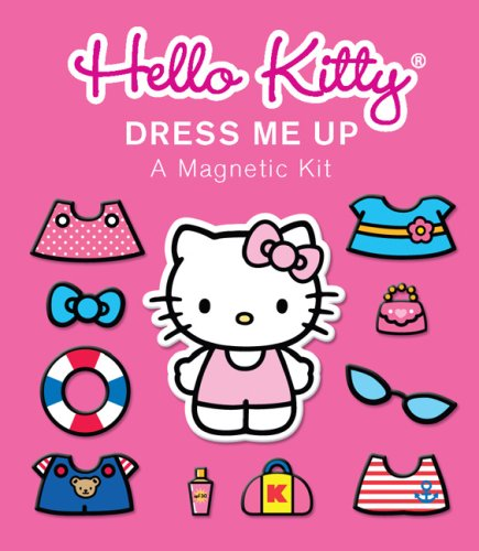 Hello Kitty: Dress Me Up - A Magnetic Kit