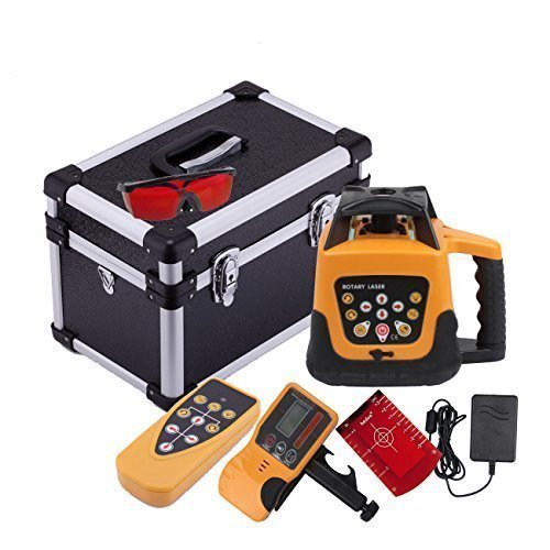 ridgeyard-adjustable-red-beam-automatic-self-leveling-measuring-rotary-rotating-laser-level-500m-ran
