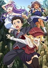 アニメ「龍ヶ嬢七々々の埋蔵金」BD/DVD第6巻までの予約開始