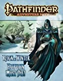 Reign of Winter - Rasputin Must Die (Pathfinder Adventure Path)