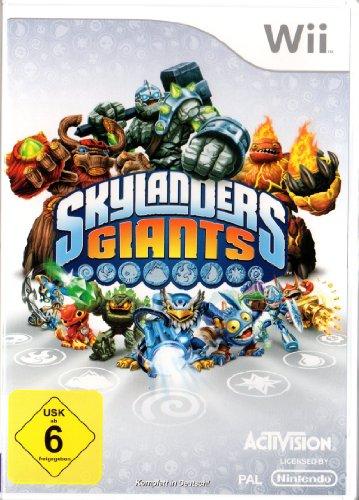 Skylanders Giants - NINTENDO Wii SPIEL