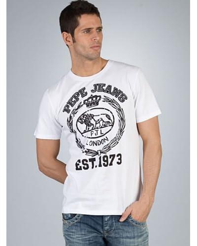 Pepe Jeans London Camiseta Manga Corta Wreath