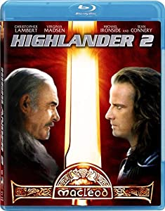Highlander 2 [Blu-ray]