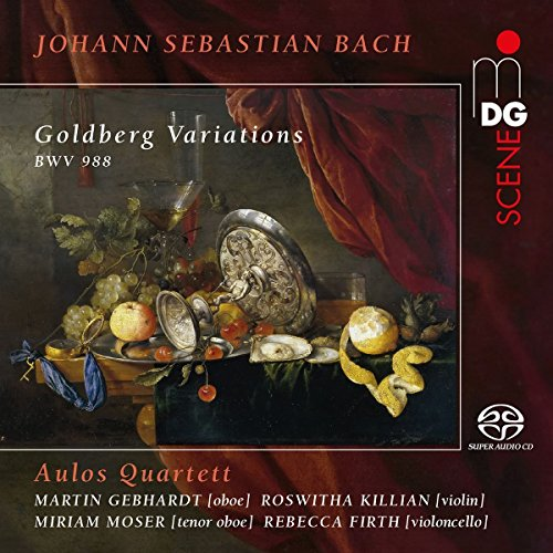 Goldberg Variations BWV 988 Arr. Josef Rheinberger 1883