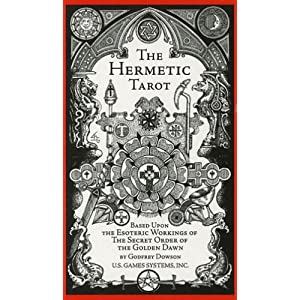Amazon.com: The Hermetic Tarot (9780913866924): Godfrey Dowson: Books