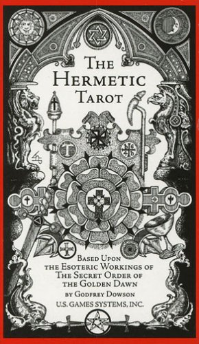 The Hermetic Tarot dismantling the cold war – u s