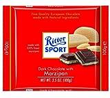 Ritter Sport Marzipan Chocolate - 5 x 100g