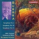 Rubbra: Symphonie n� 4, 10 & 11