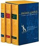 Brüder Grimm: Kinder- und Hausmärchen. Gesamtausgabe in 3 Bänden mit den Originalanmerkungen der Brüder Grimm.