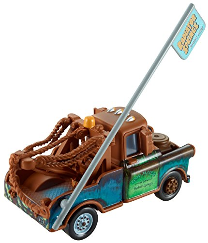 Disney/Pixar Cars Mater with Sign Diecast Vehicle