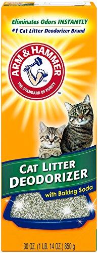 Arm Hammer Cat Litter Deodorizer Heavy Duty