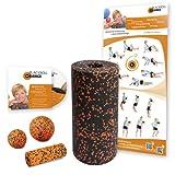 Blackroll Orange (Das Original) Selbstmassagerolle Starter- Set inkl. �bungs-DVD und �bungsposter Bild