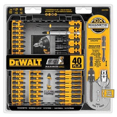 Dewalt Accessories DWA2T40IR 40PC Impact Driver Set