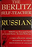 Berlitz Self Teacher: Russian (0448014262) by Berlitz Schools of Languages