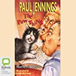 The Paw Thing: The Singenpoo Series, Book 1 | Paul Jennings