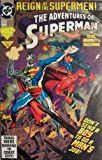 The Adventures of Superman #503 (August 1993, Reign of the Supermen!)