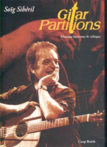 Gitar partitions : Musique bretonne & celtique