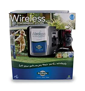 PetSafe Wireless Pet Containment System, PIF-300 from Do It Yourself Containment