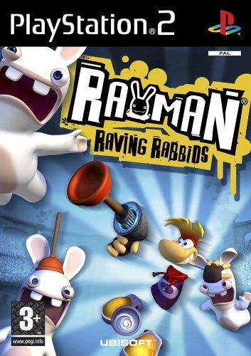 Rayman: Raving Rabbids (PS2)