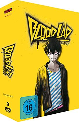 Blood Lad, DVD