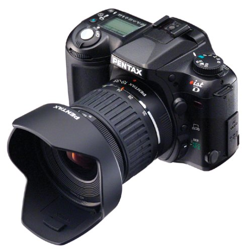 Pentax *ist D (with 18-35mm Lens)