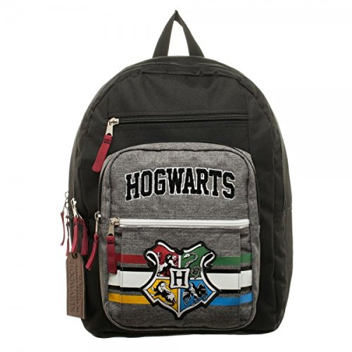 Zaino Ufficiale Warner Bros Harry Potter Hogwarts emblema Collegio Zaino