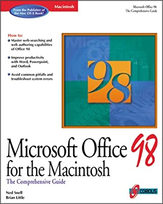 Microsoft Office 98 for Mac
