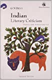 img - for By G. N. Devy Indian Literary Criticism: Theory and Interpretation (2nd Revised edition) [Paperback] book / textbook / text book