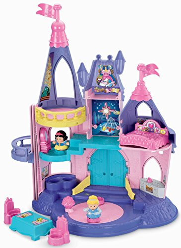Fisher-Price Little People Disney Princess Songs Palace - 1