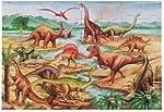 Melissa & Doug Dinosaurs 48 pcs Floor...