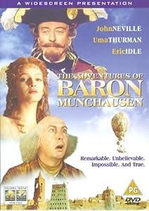 The Adventures of Baron Munchausen [Import anglais]