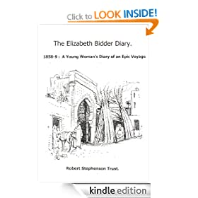 The Elizabeth Bidder Diary
