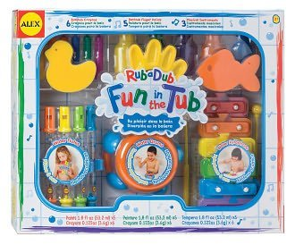 Alex Toys Tub Tunes ® Toy Bath Activity Set - Alex Toys 4125C
