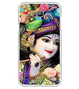 Lord Krishna 2D Hard Polycarbonate Designer Back Case Cover for Samsung Galaxy On5 (2015) :: Samsung On 5