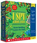 I Spy School Days (Ages 5-9)