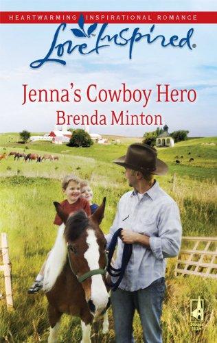 Image of Jenna's Cowboy Hero (Love Inspired)