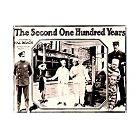 Second One Hundred Years 100 MOVIE POSTER Laurel Hardy - 27