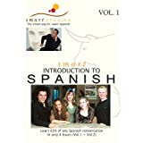 SmartSpanish - Introduction to Spanish, Audio CDs, Vol.1by Christian Aubert