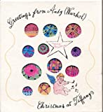 echange, troc John Loring - Greetings from Andy (Warhol) : Christmas at Tiffany's
