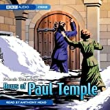 Francis Durbridge News of Paul Temple (BBC Audio)
