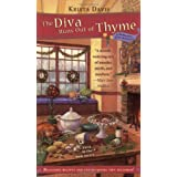 The Diva Runs Out of Thyme (A Domestic Diva Mystery) ~ Krista Davis