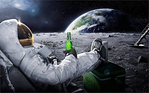jane-pop-moon-space-astronaut-earth-beer-carlsberg-poster-canvas-print-32x48-inch-home-wall-decor-la