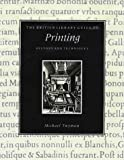 The British Library Guide to Printing: History and Techniques (0712345884) by Michael Twyman