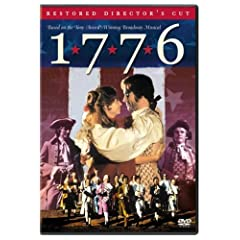 1776 Musical great movie to use in the classroom when studying the american revolution