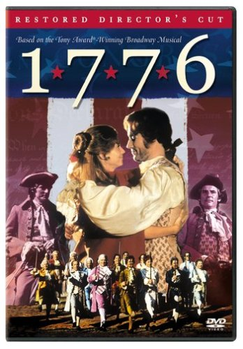 Cover art for  1776  (Restored Director's Cut)