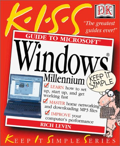 KISS Guide to Windows Me, DK PUBLISHING
