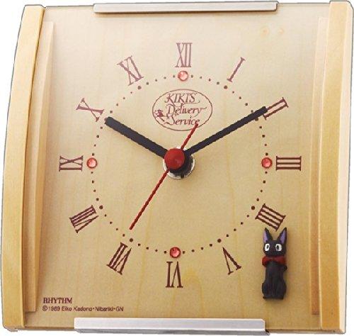 Majo courier citizen M35 wall clock Brown semi gloss finishing ( light brown ) 8MGA35-M07