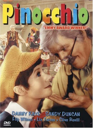 Pinocchio [DVD] [1976] [Region 1] [US Import] [NTSC]