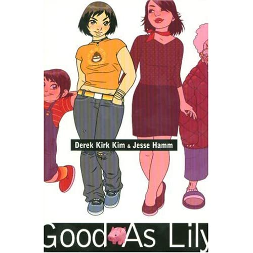 Good As Lily cover